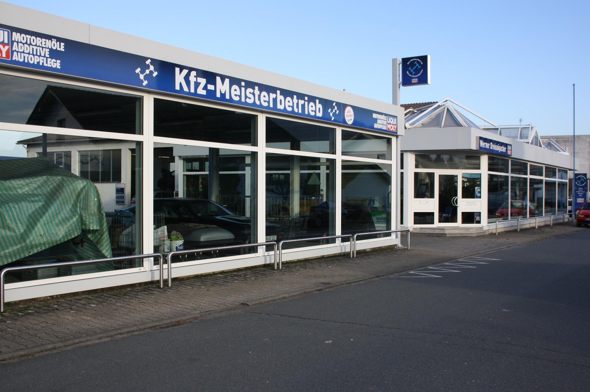 Autoreparatur Werner Dreissigacker